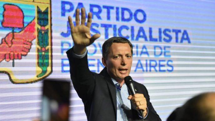 La medida cautelar presentada por el intendente de Esteban Echeverría, Fernando Gray