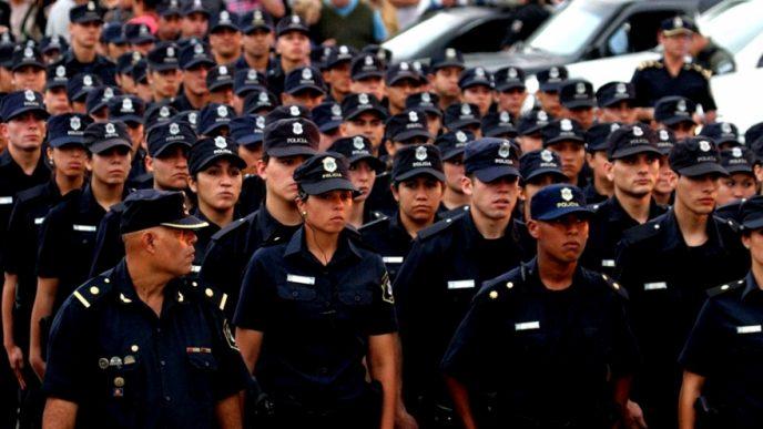 Policías Bonaerenses