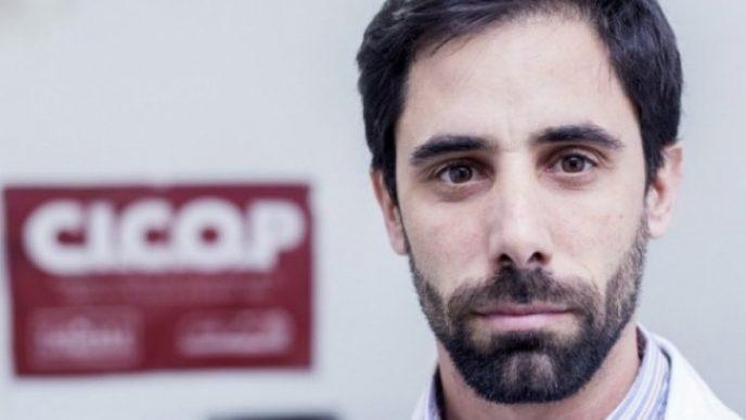 Pablo Maciel, secretario gremial de CICOP