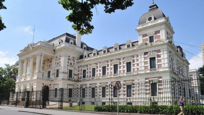 Casa de Gobierno.Provincia de Buenos Aires