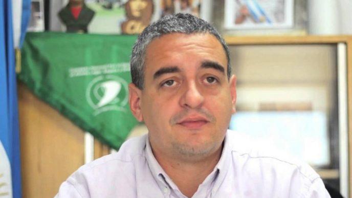 Horacio Pietragalla Corti.