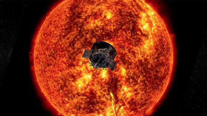 La NASA investiga actividad irregular en el Sol