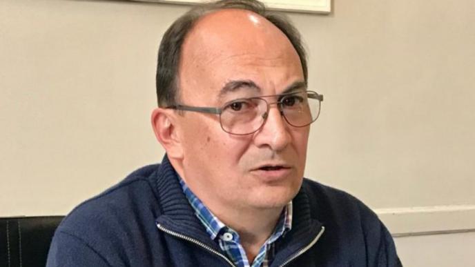 José Luis Salomón.