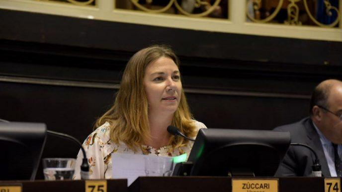 Vanesa Zuccari.
