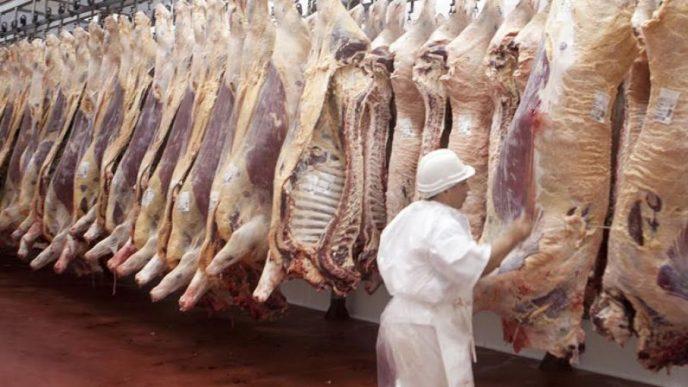 Mesa de carnes