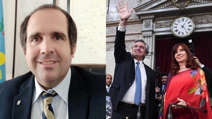 Bugallo cruzó de forma muy dura al presidente Fernández.