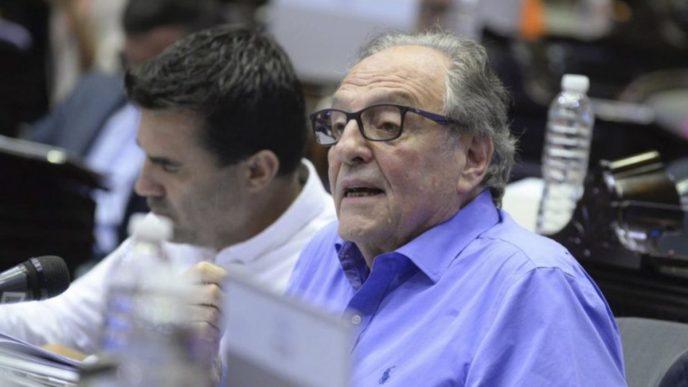 Carlos Heller, del Frente de Todos.
