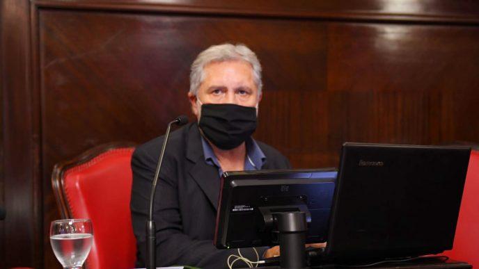 José Luis Pallares.