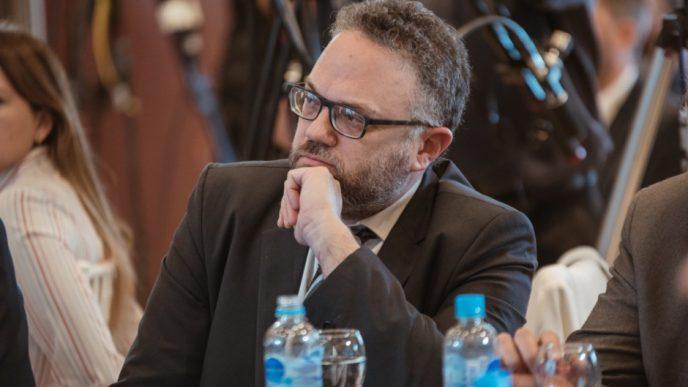 Ministro de Desarrollo Productivo, Matías Kulfas.