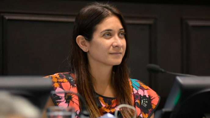 Gabriela Besana.