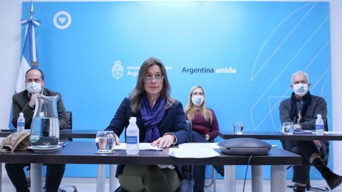 Ministra de Seguridad, Sabina Frederic, últimas medidas.