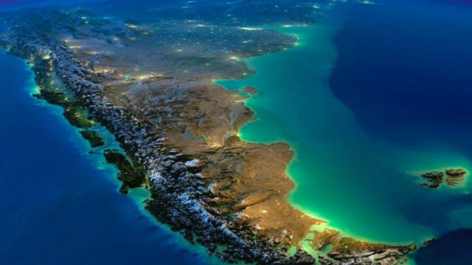 Argentina - Satelital
