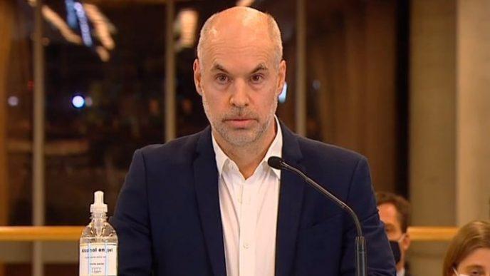 Rodríguez Larreta firmó el decreto de convocatoria a las PASO y las legislativas, sin fecha definida