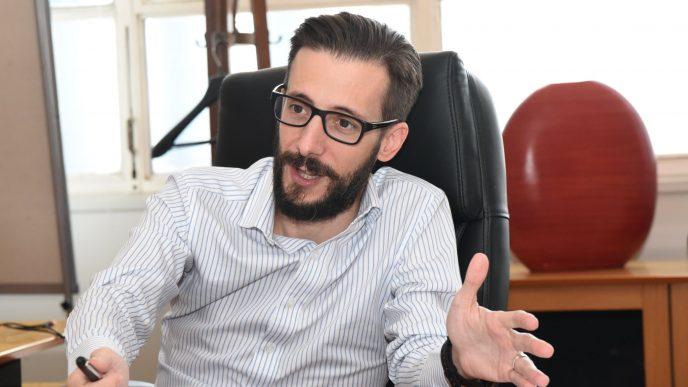 Agustín Simone.