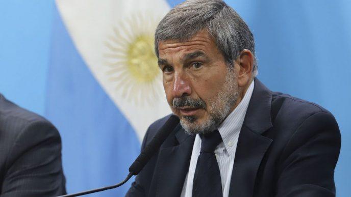 Ministro de Ciencia, Tecnología e Innovación de la Nación, Roberto Salvarezza