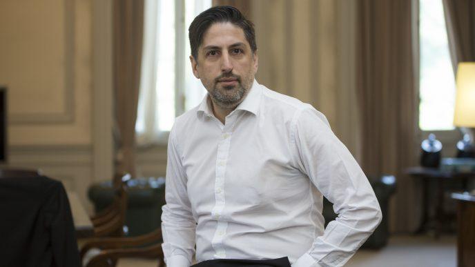 Ministro de Educación de la Nación, Nicolás Trotta