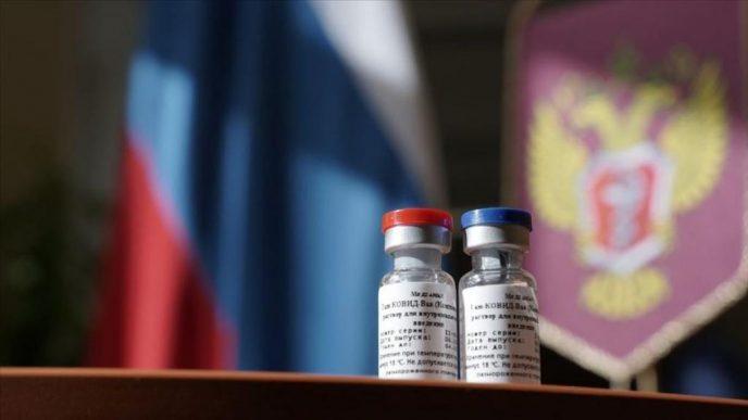 Vacuna rusa.