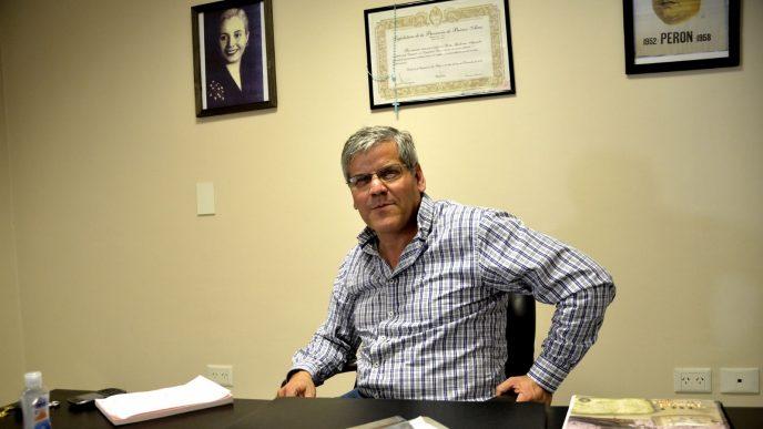 Diputado bonaerense Fabio Britos