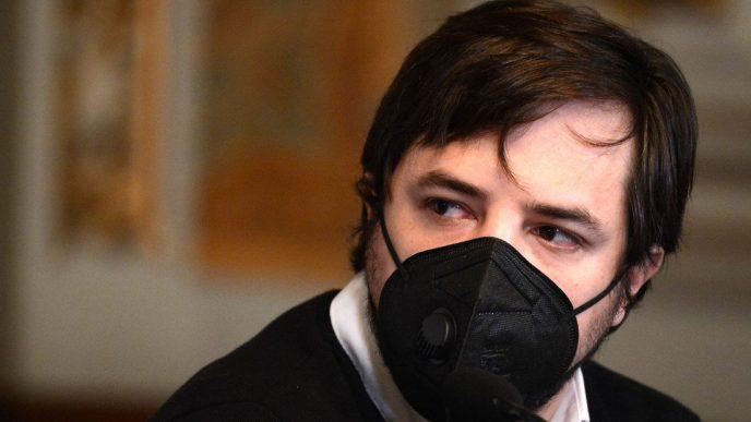 El viceministro de Salud bonaerense, Nicolás Kreplak.