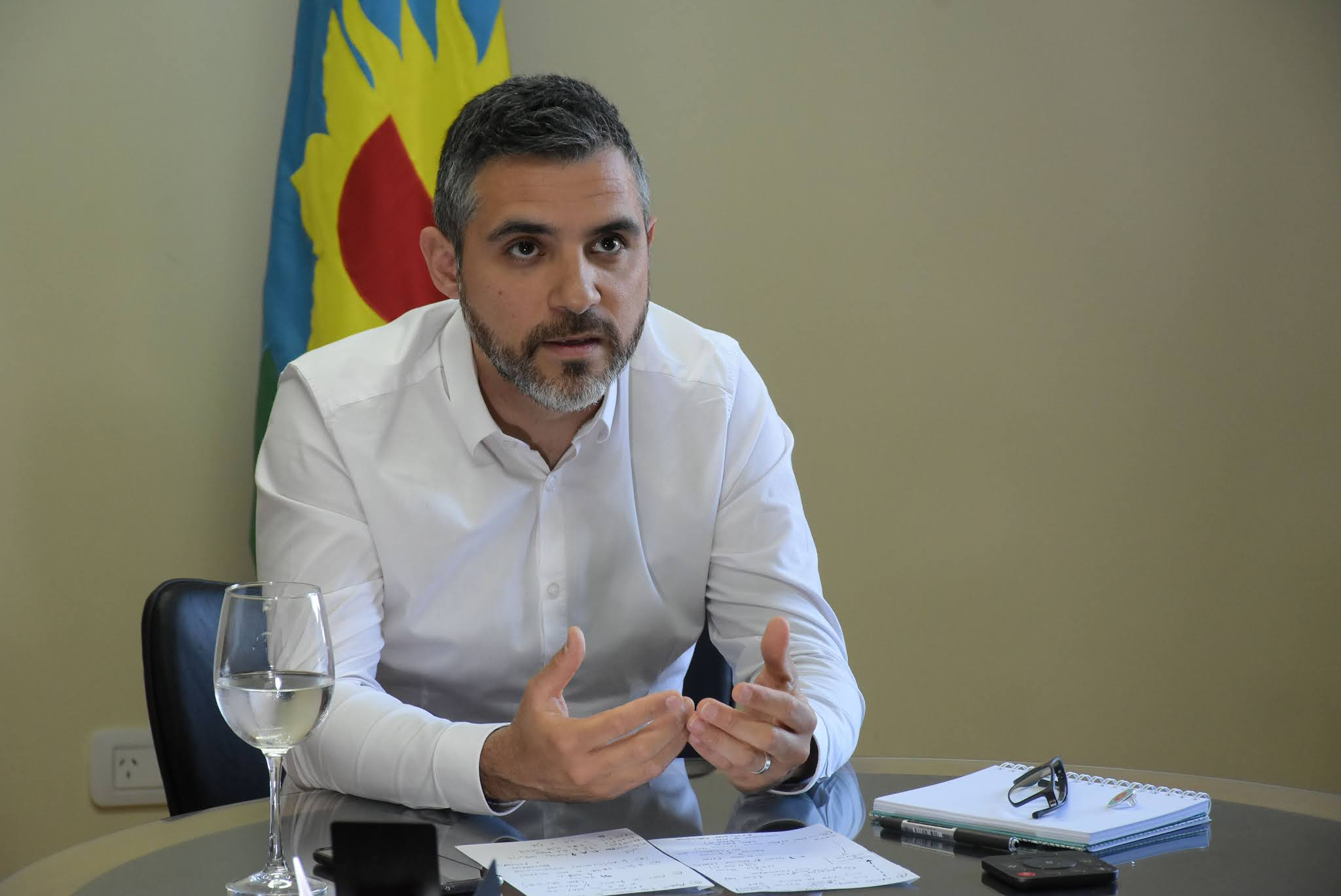 """ARBA: Girard afirma que hay una """"incipiente recuperación de la recaudación  provincial""""   Grupo La Provincia"""
