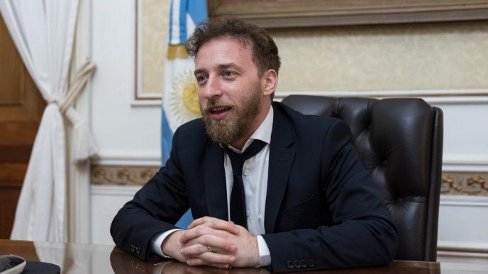 Federico Otermín.