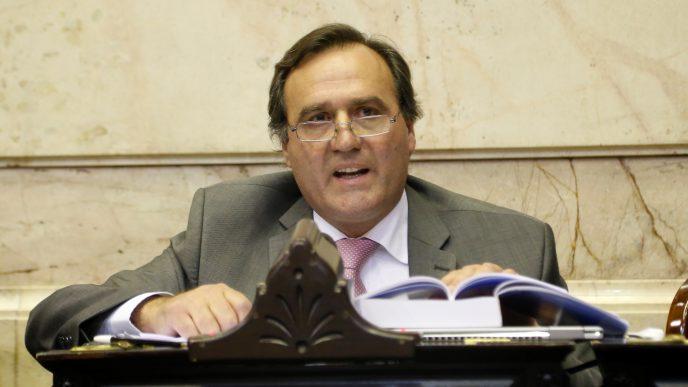 Juan Aicega, diputado nacional de Juntos por el Cambio