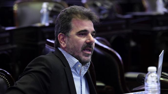 Cristian Ritondo, diputado nacional del PRO