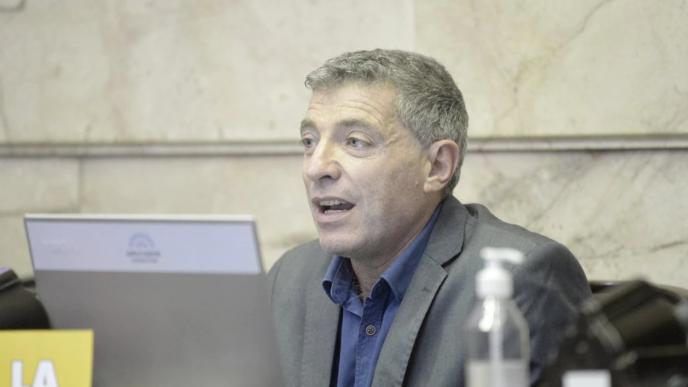 Juan Carlos Giordano.